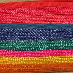 Liz Claiborne Bags - New~ LIZ Claiborne Straw Clutch